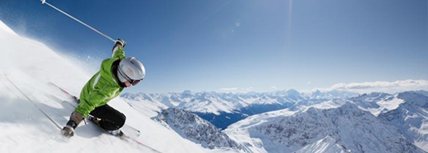 Augen beim Wintersport besser schützen