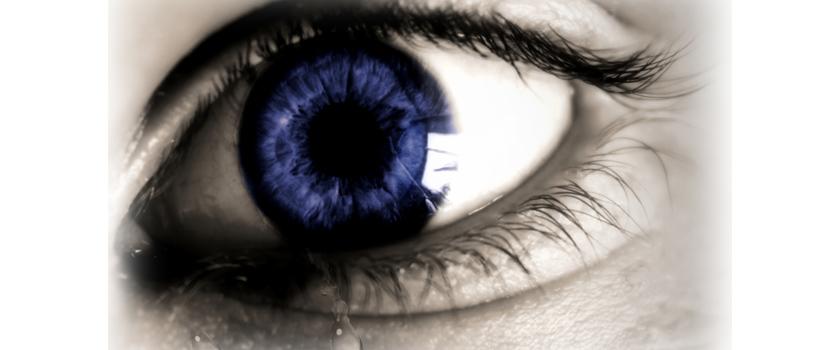 Tränen – Wie sie den Augen helfen