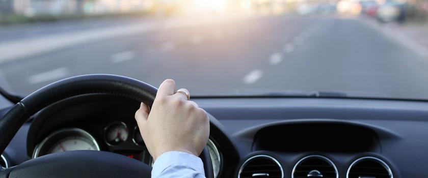 Autofahren mit Sehschwäche