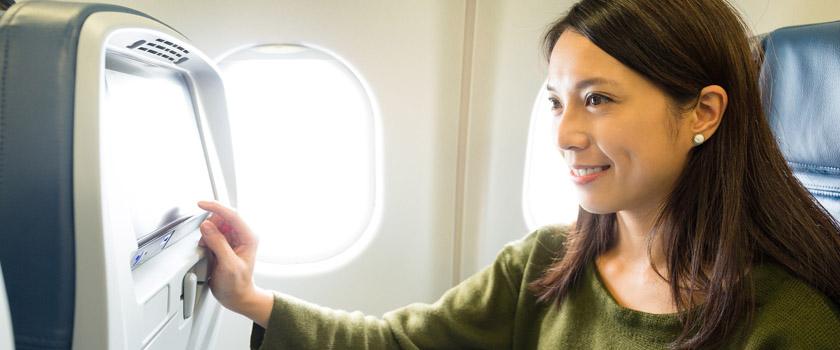Das brauchen Ihre Augen auf Flugreisen