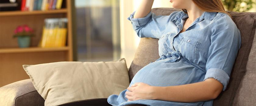 Babyglück und Wasser in den Augen Der getrübte Schwangerschaftsblick und was dagegen hilft