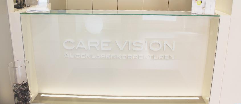Scharf sehen in NRWS WESTEN - CARE Vision Augenlaser-Beratungszentrum in Krefeld