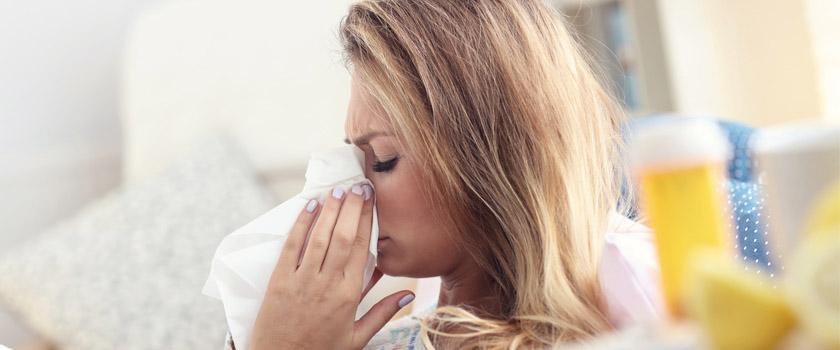 Winterzeit ist Grippezeit – Auch für die Augen