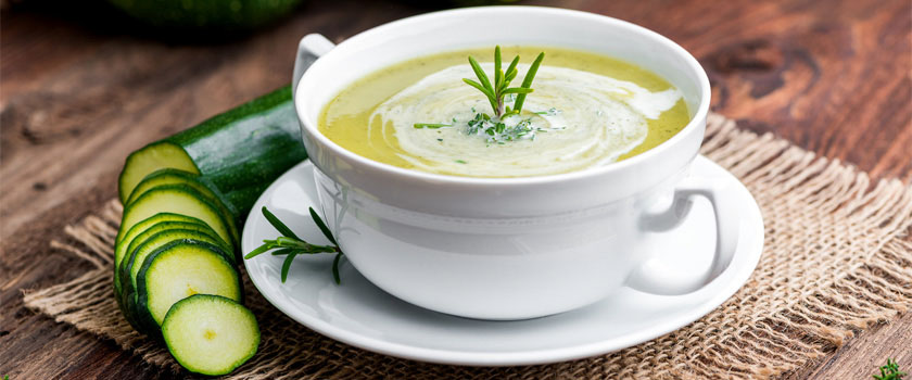 Die Eigenschaften von Zucchini für unsere Augengesundheit