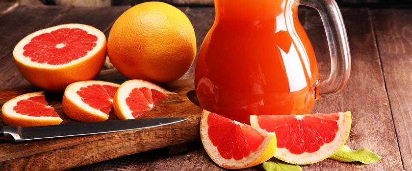 Die Grapefruit: eine großartige Verbündete unserer Augengesundheit