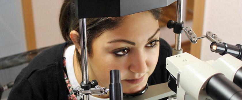 Kann eine Iris-Diagnose Krankheiten offenbaren?