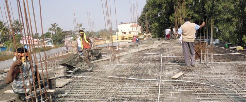 CARE Vision und Manos Unidas bauen Augenklinik in Indien