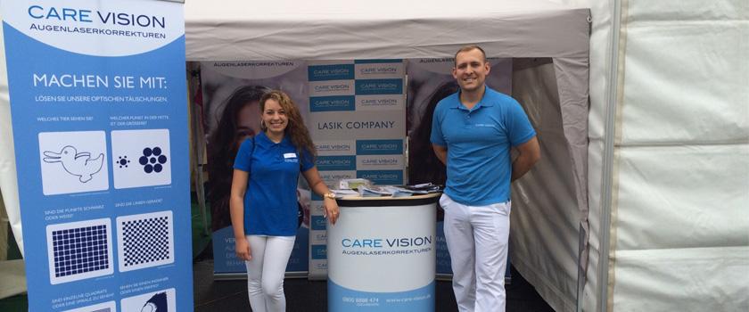Der Arbeitsalltag eines Optometristen – ein Interview