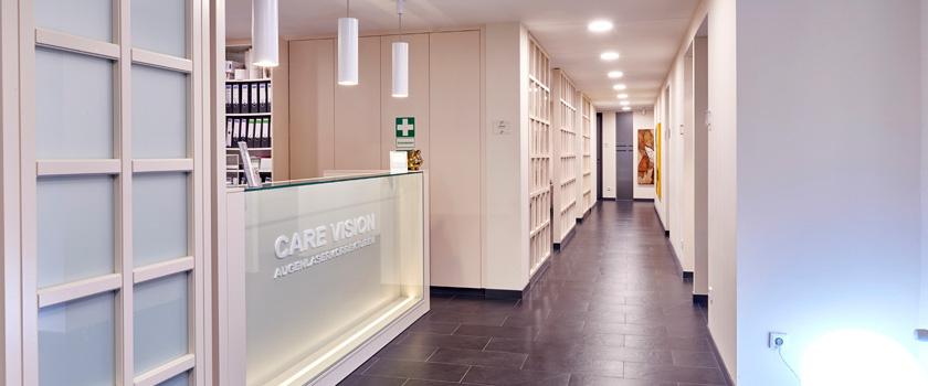 CARE Vision im Herzen von Frankfurt – Unsere Klinik in der Mainmetropole