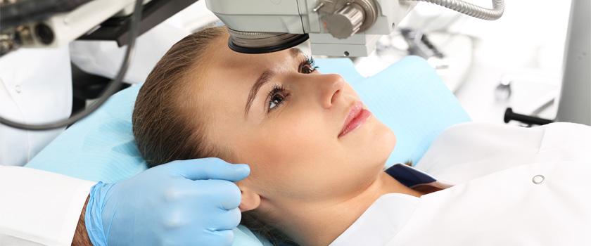 Methoden der refraktiven Chirurgie