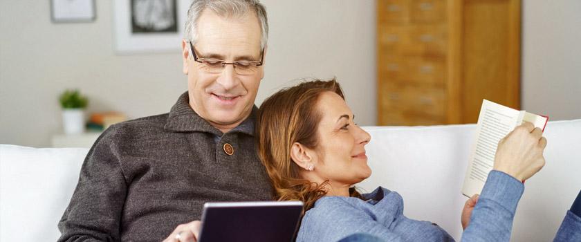 Welche Augenerkrankungen kommen im fortgeschrittenen Alter häufiger vor?