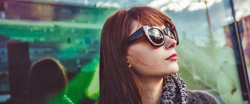 Brauche ich im Frühling eine Sonnenbrille?