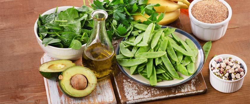 Vitamin-K-reiche Lebensmittel schützen die Augen