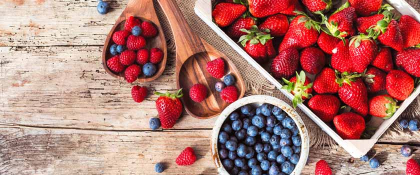 In welchen Lebensmitteln sind Anthocyane enthalten?