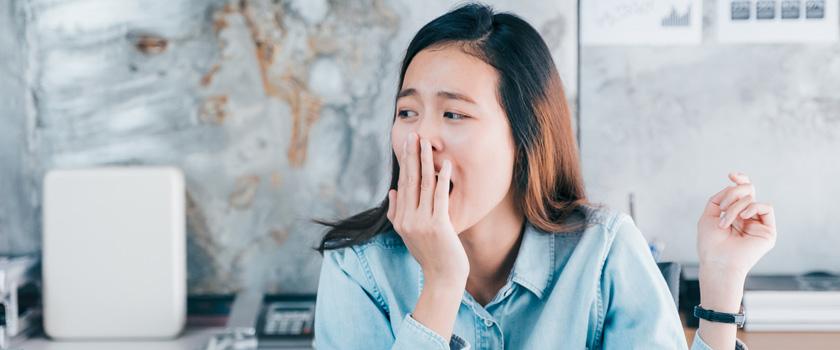 Warum Tritt Uns Beim Gahnen Wasser In Die Augen Care Vision Blog