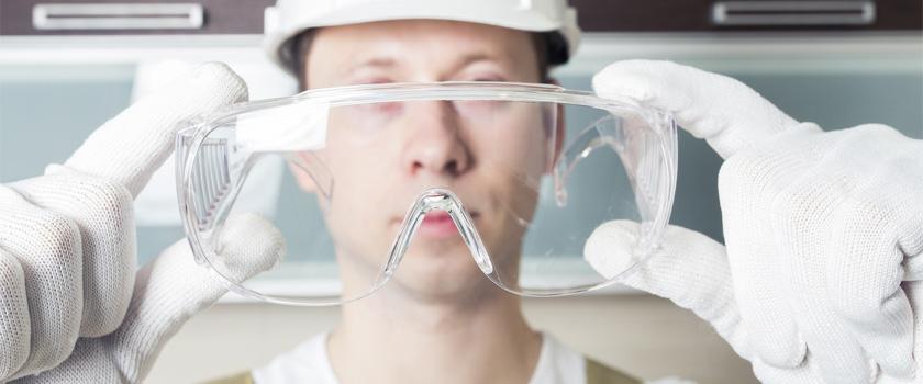 Schutzbrillen: Hohe Sicherheit vor Augenverletzungen