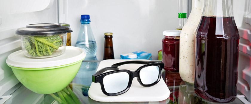 Häufige Orte an denen Menschen Ihre Brille verlieren