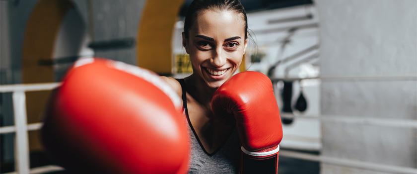Kontaktsport: Wie der Schutz der Augen Risiken eindämmt und Leistungen erhöht