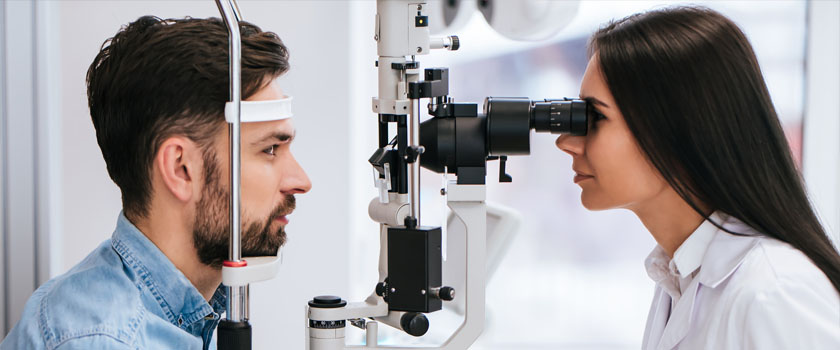Entscheidende Fragen vor der Augenlaserkorrektur