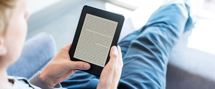 Schadet das Lesen von eBooks den Augen?