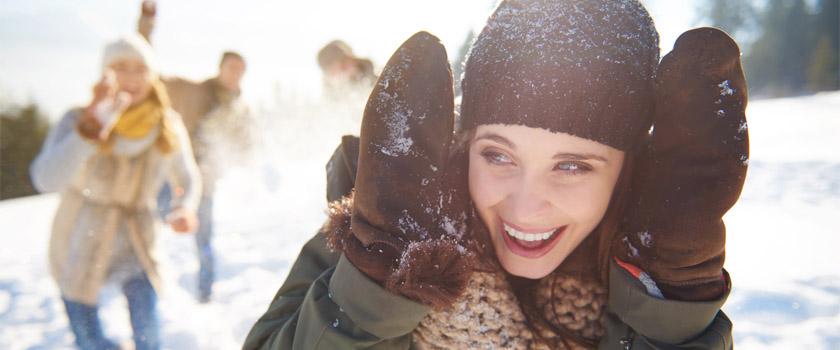 Tränende Augen bei Kälte und trockene Augen im Winter: Wie schütze ich meine Augen in der kalten Jahreszeit?