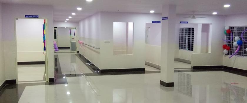 Unterstützung für mehr Augengesundheit: die Augenklinik in Indien ist eröffnet