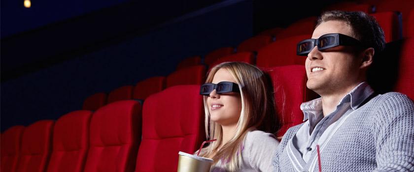 Ist 3D schädlich für die Augen?