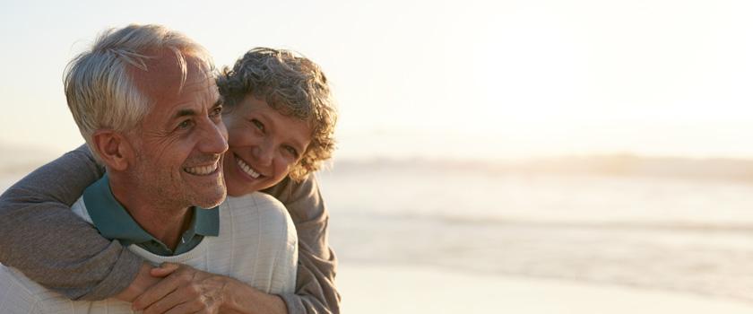 Trifokallinsen gegen die Alterssichtigkeit