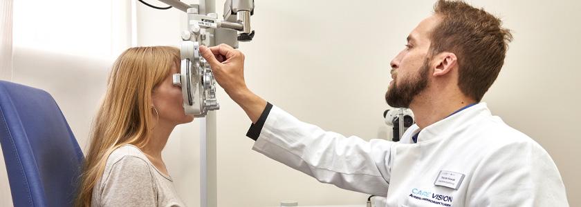 Dioptrien: Maßeinheit des Sehens