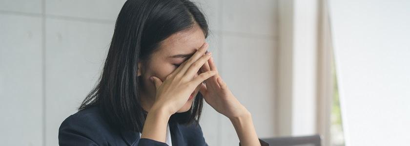 Druck auf den Augen: Mögliche Ursachen