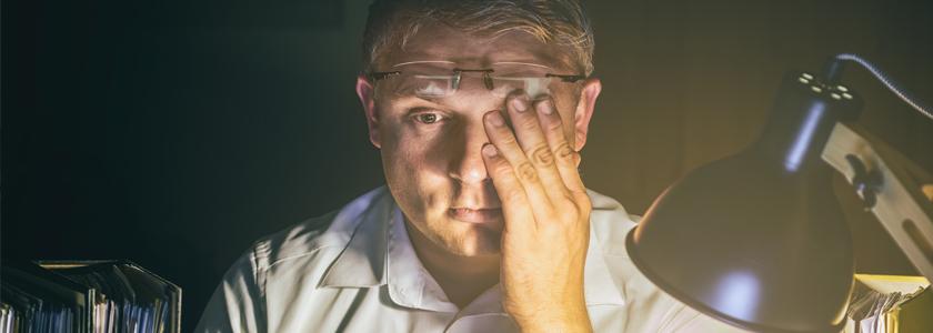 Ursachen und Behandlung von trockenen Augen
